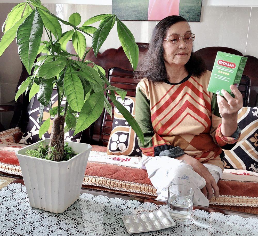 Học cách sống khỏe mạnh với bệnh mỡ máu cao của người phụ nữ Đà Lạt